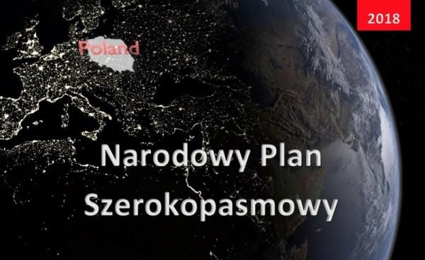 Rozpoczęły się konsultacje publiczne Narodowego Planu Szerokopasmowego
