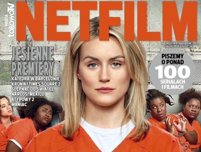 Netfilm - 4. numer magazynu VOD