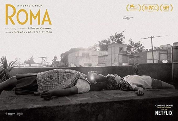 ROMA - film oryginalny Netflix (Alfonso Cuarón, 2018)