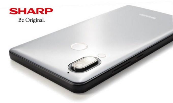 Sharp powraca na europejski rynek smartfonów