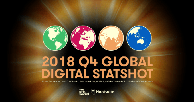 Digital, internet, mobile i social media w 4Q 2018 r.