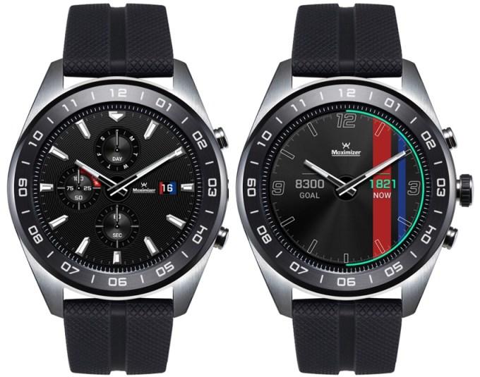 Smartwatch LG Watch W7