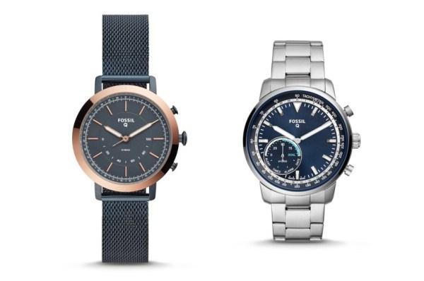Fossil Group i Citizen wspólnie będą rozwijać hybrydowe smartwatche