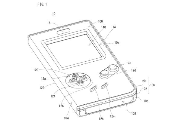 Nintendo patentuje etui zamieniające smartfona w Game Boya