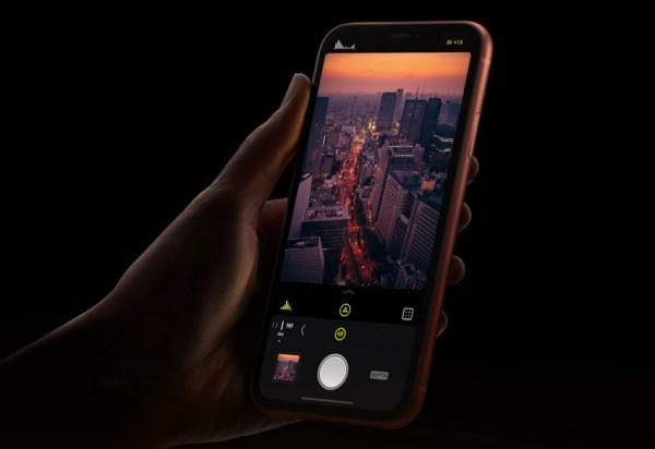 Halide Camera do zdjęć portretowych obiektów na iPhonie XR