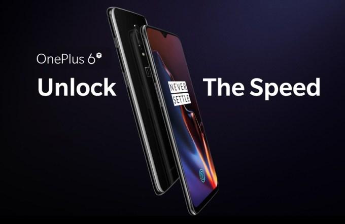 OnePlus 6T - Unlock the Speed