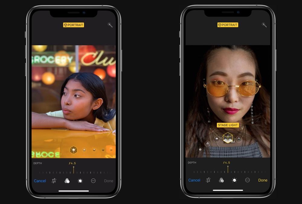 Portrait Mode iPhone XS