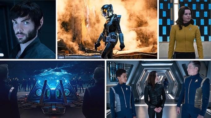 Star Trek: Discovery (2 sezon , 17 stycznia 2019)