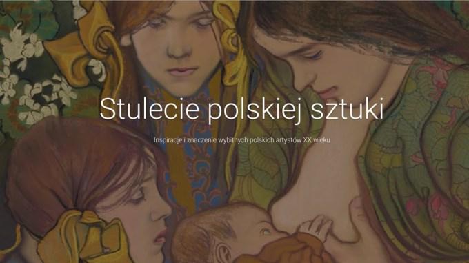 Stulecie sztuki polskiej - Google Art&Culture