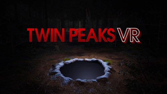 Twin Peaks VR (gra w wirtualnej rzeczywistości)