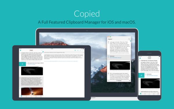 """""""Copied"""" – kopiuj i wklej nie tylko dla zaawansowanych"""