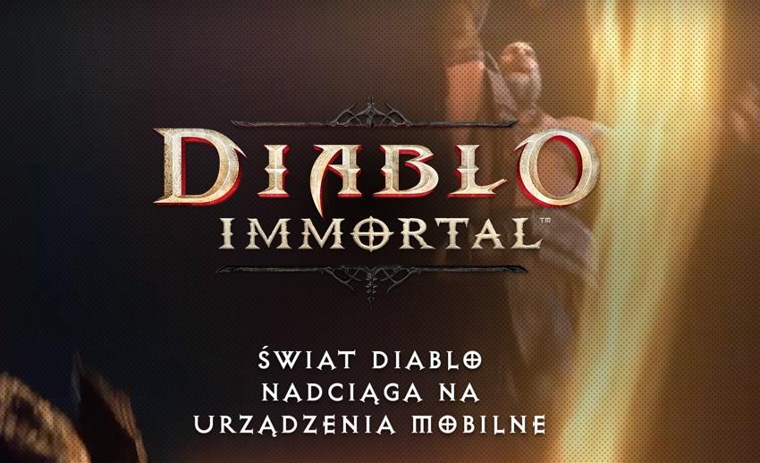 Diablo Immortal (Blizzard, gra mobilna)