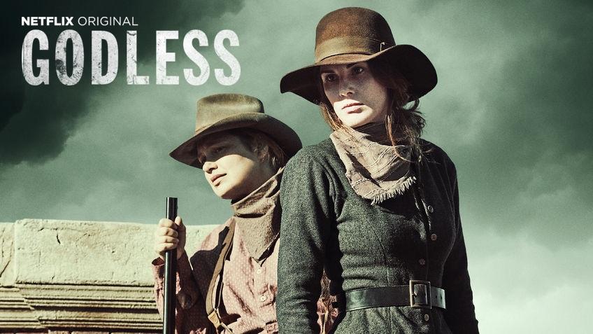 """Serial """"Godless"""" (Netflix)"""