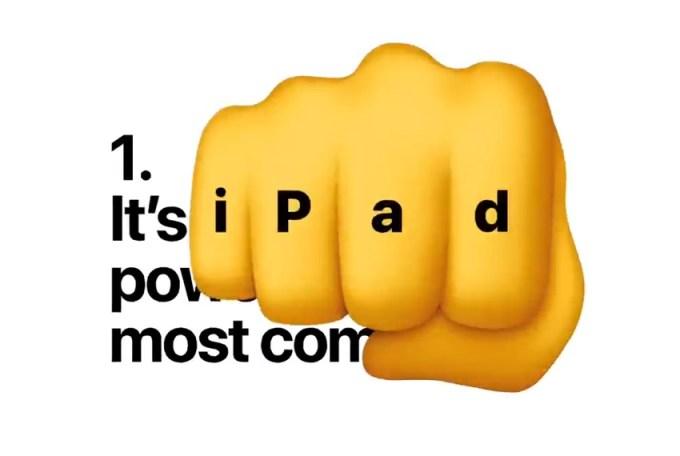 5 powodów, dla których iPad Pro jest tak dobry jak komputer
