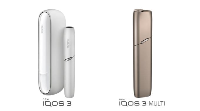 IQOS 3 i iQOS 3 Multi