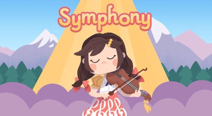 Symphony - gra mobilna