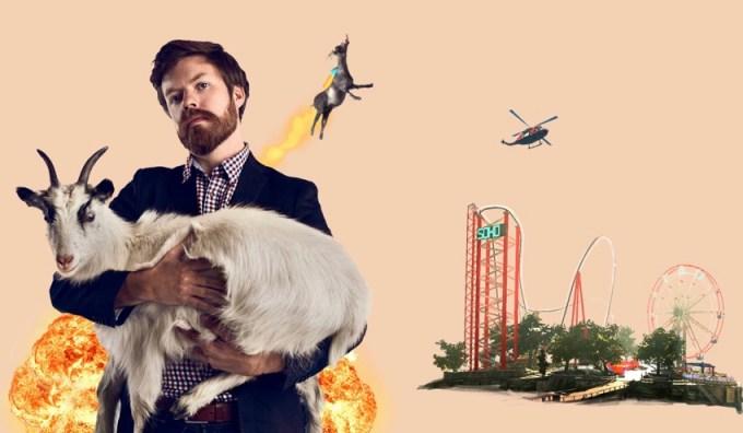 O tym jak symulator kozy wygrał internety