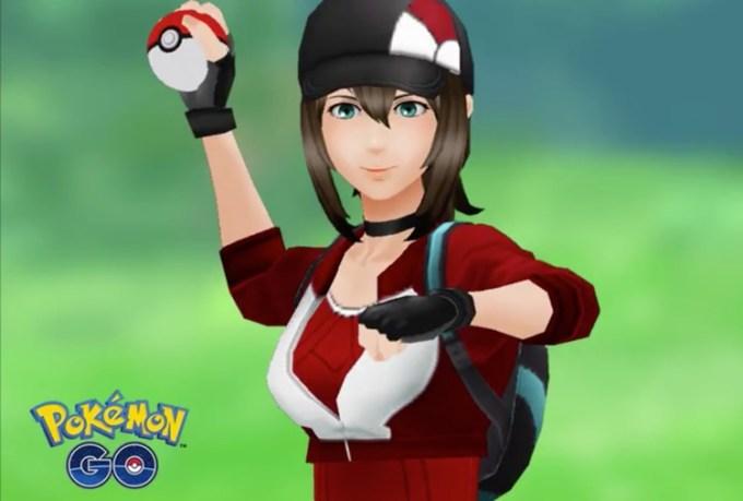 Pokemon GO - tryb walk miedzy graczami - teaser