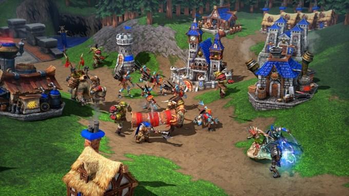 """Odświeżona grafika w grze """"Warcraft® III: Reforged™"""" – screen"""