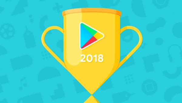 """Google opublikowało """"Best of 2018"""" w sklepie Google Play"""
