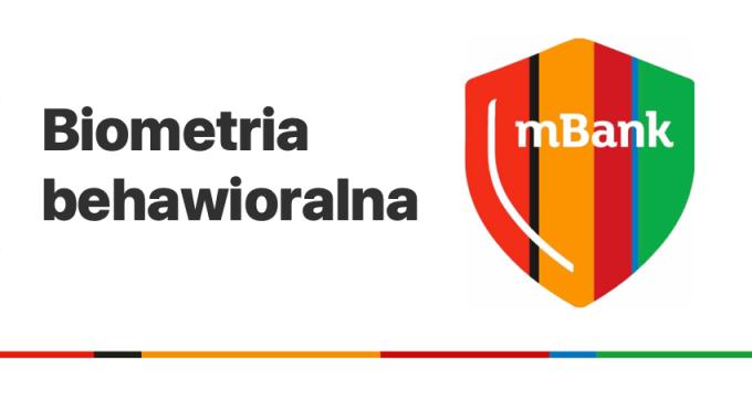 Biometria behawioralna w mBanku