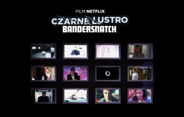 """Zajawka filmu """"Czarne lustro: Bandersnatch"""" już w serwisie Netflix"""