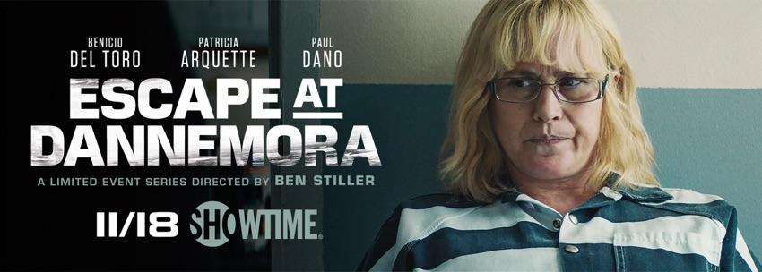Escape at Dannemora (Ucieczka z Dannemory) Patricia Arquette