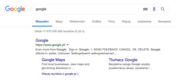 Google ma nowy zaokrąglony pasek wyszukiwania i kilka nowości