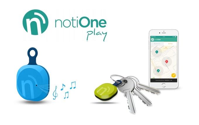 Lokalizator mobilny notiOne play