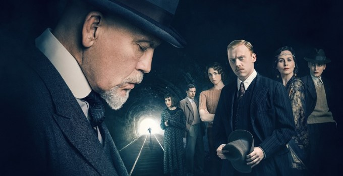 The ABC Murders (2018) - serial BBC One