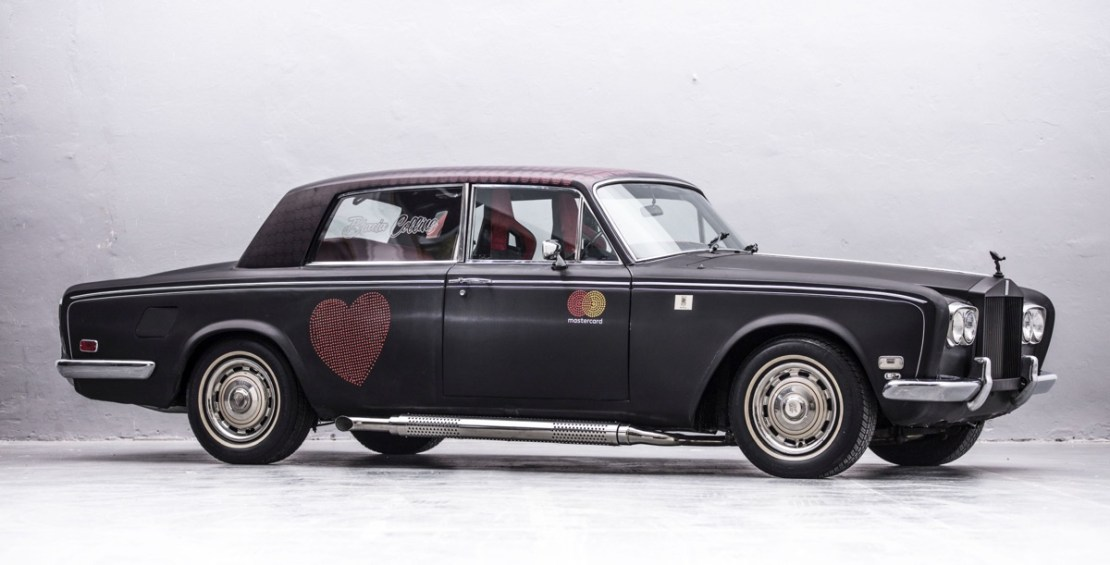 Rolls Royce Bracia Collins (WOŚP 2019)