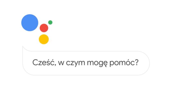 Asystent Google mówi już po polsku
