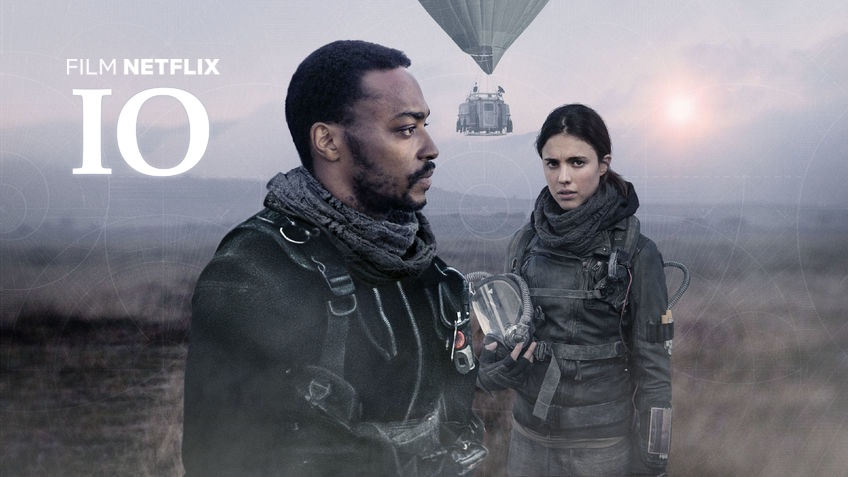 Film oryginalny Netflix IO (18 stycznia 2019)