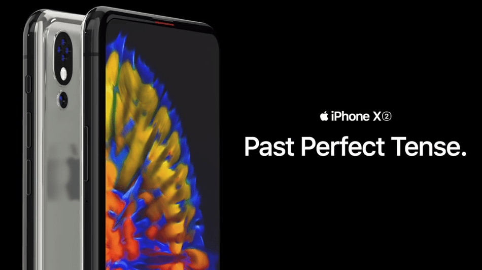 Koncepcja iPhone'a X2 (fot. ConceptsiPhone)