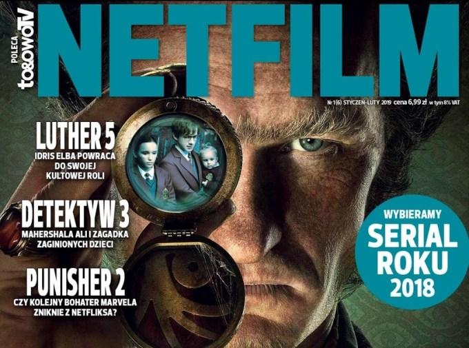 Okładka 6. numeru magazynu Netfilm