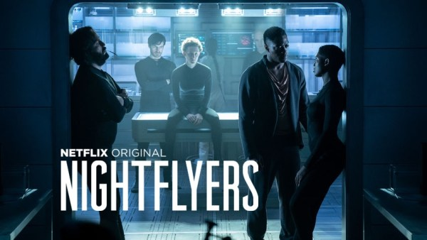 """Serial """"Nightflyers"""" pojawi się 1 lutego na Netflixie"""