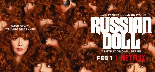 """Pierwszy zwiastun serialu """"Russian Doll"""" – umieranie nie ma końca…"""
