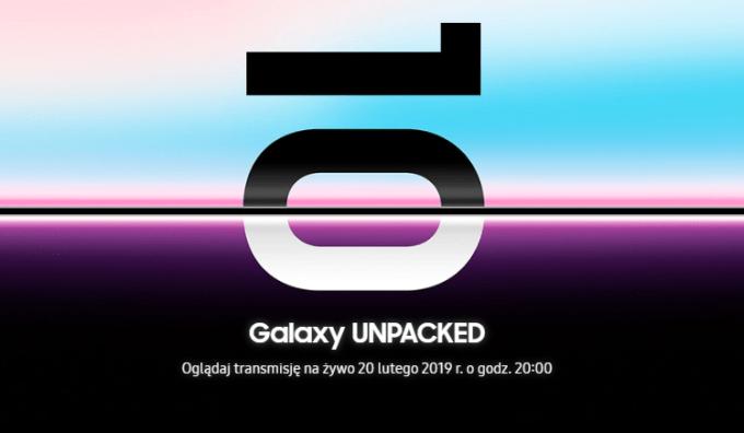 Samsung Galaxy S10 Unpacked 2019