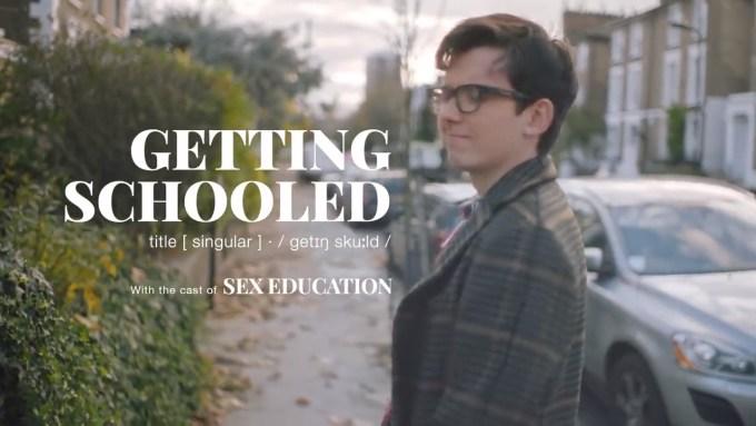 Sex Education - Getting Schooled