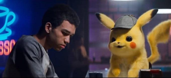 """Kadr z filmu """"Detektyw Pikachu"""""""