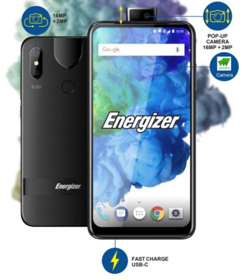 Energizer U630s POP