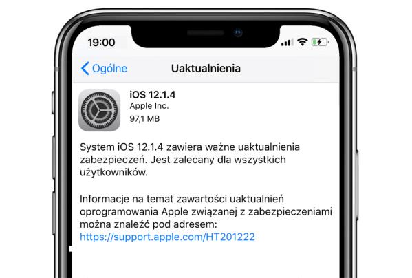 Zainstaluj iOS 12.1.4, jeśli chcesz korzystać z FaceTime'a