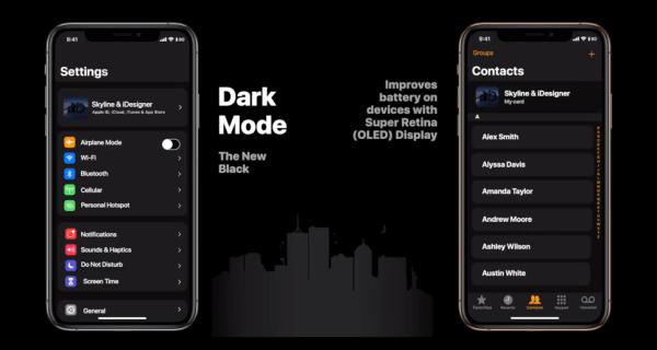 Koncepcja systemu iOS 13 z ciekawymi rozwiązaniami