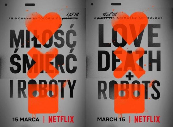 """Zwiastun serialu """"Miłość, śmierć i roboty"""" przyprawia o maniakalny ból głowy"""