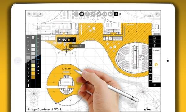 """Morpholio Trace – Sketch CAD"" dla projektantów mobilnych"