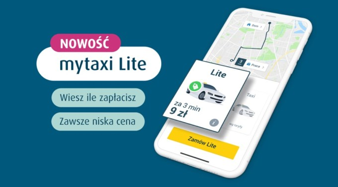 mytaxi Lite