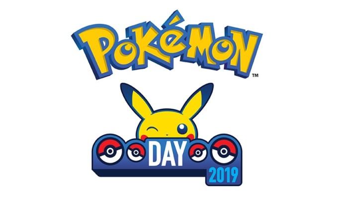 Pokemon Day 2019 (logo wydarzenia)