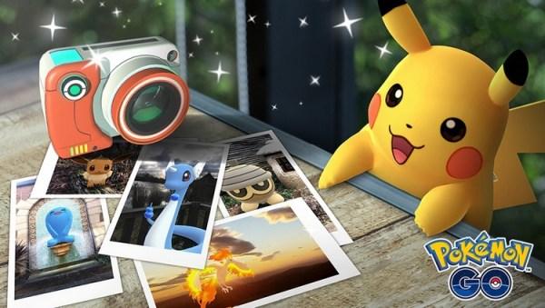 Dzięki Go Snapshot robienie zdjęć Pokémonom będzie jeszcze lepsze