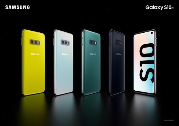 Samsung zaprezentował dziś smartfona Galaxy S10