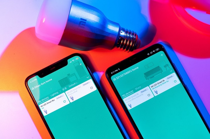 Żarówka Xiaomi: Mi LED Smart Bulb